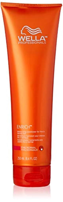 行動航海失業者Enrich Moisturizing Conditioner For Fine To Normal Hair