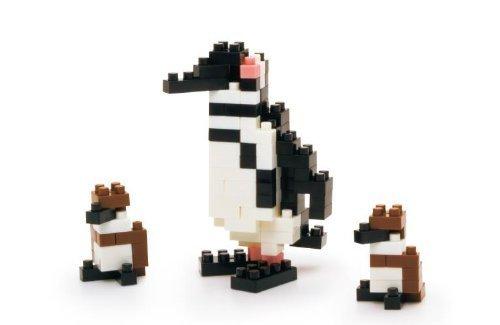 nanoblock マゼランペンギン  【 ソラマチ限定】 ナノブロック Magellanic Penguin