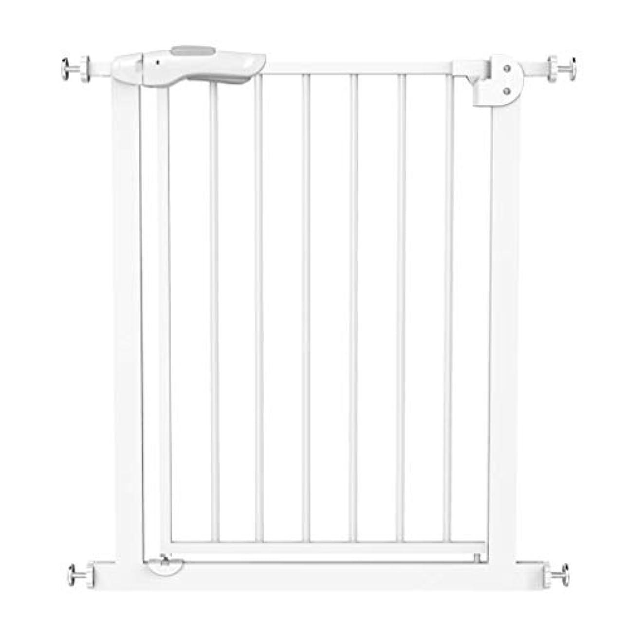 規模お誕生日敵対的QIQIDEDAIN 安全ゲート階段フェンス子供安全ゲートフェンスフェンス子供安全フェンス犬ドア柵安全防護階段 (Size : 66-74cm)