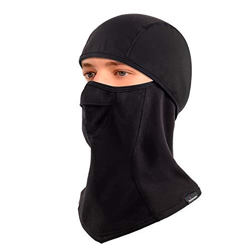 Unigear フェイスマスク バイク 5Way 防寒マスク...