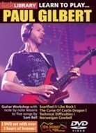 Lick Library: Learn To Play Paul Gilbert (2 DVD Set). For ギター