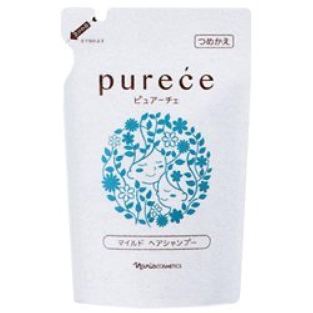 収縮ボルト生ナリス化粧品 ピュアーチェ(PURECE) マイルドヘアシャンプーLS カエ 450ml [レフィル]