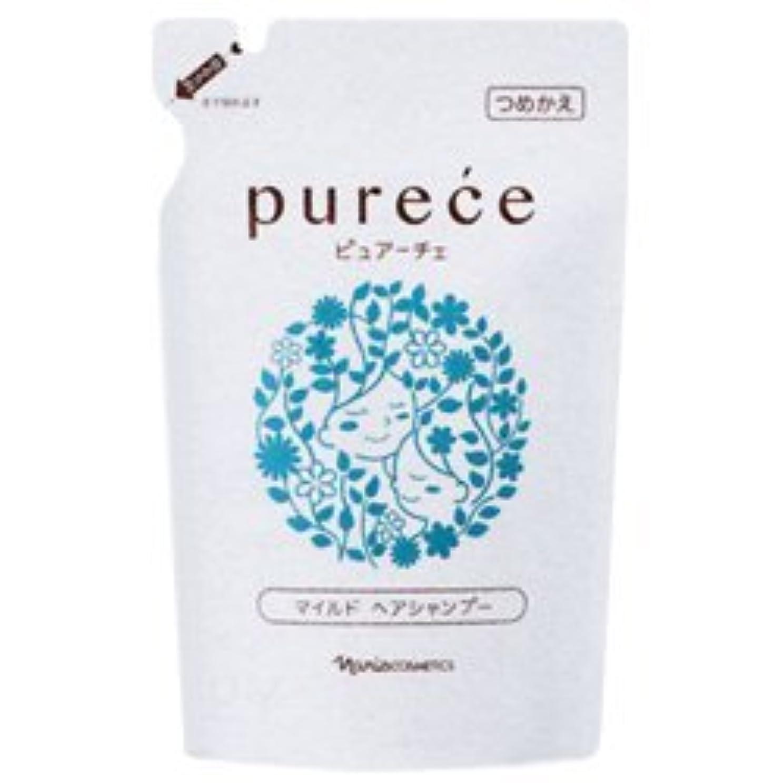 ナリス化粧品 ピュアーチェ(PURECE) マイルドヘアシャンプーLS カエ 450ml [レフィル]