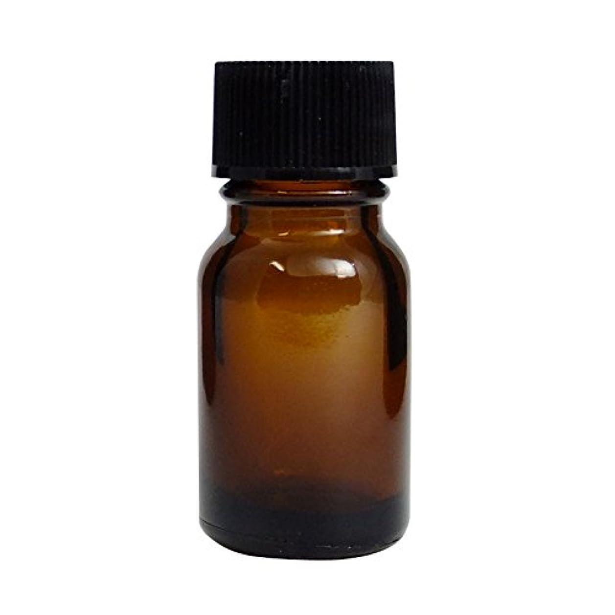 可塑性刺繍再編成する遮光瓶 茶 10cc SYA-T10cc (黒CAPのみ)
