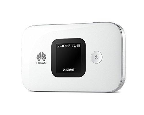 Huawei SIMフリーモバイルwi-fiルーター E5577S ホワイト 【日本正規代理店品】 E5577S-324