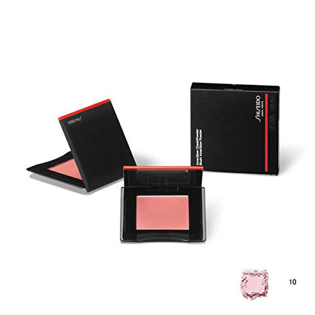 秋評価可能宮殿SHISEIDO Makeup(資生堂 メーキャップ) SHISEIDO(資生堂) SHISEIDO インナーグロウ チークパウダー 4g (10)