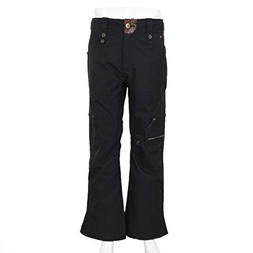 ボンファイア ボンファイア BONFIRE AMBITION PANT L36848600 スノーボード ボードウェア パンツ BLACK メンズ ブラック M【Mens】
