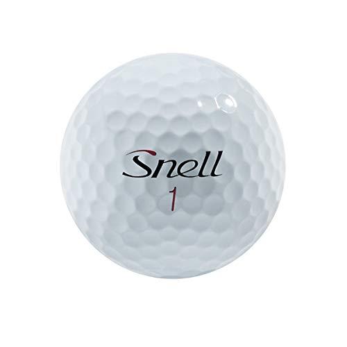 Snell Golf(スネルゴルフ) ゴルフボール MTB RED MTB MY TOUR BALL(1ダース) レッド