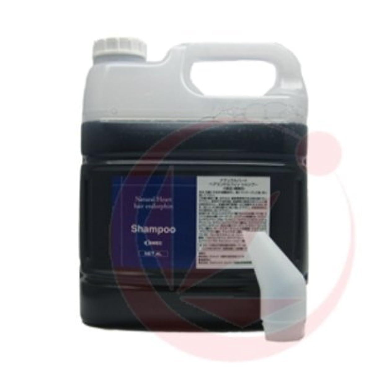ビンフォーマル気質コスメック ヘアエンドルフィンシャンプー4000ml(詰替用)
