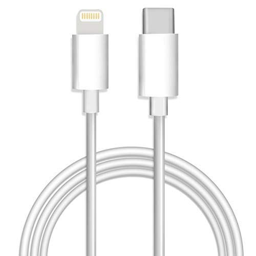Type-C to Lightning ケーブル Olysa USB Type-C Lightning ケーブル type c to lightning pd lightning usb-c usb c to lightning iPhone 充電ケーブル 1M ライトニングケーブル PD(Power Delivery)対応 macbook usb-c 充電 高耐久 3A 急速充電対応 iPhone X/XS/iPhone XS MAX/iPhone XR/iPhone 8/8 Plus/iPad/iPod などに対応 ホワイト