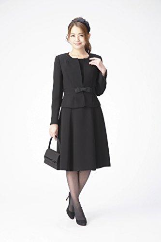 (マーガレット)marguerite m433 ブラックフォーマル レディース アンサンブル 礼服