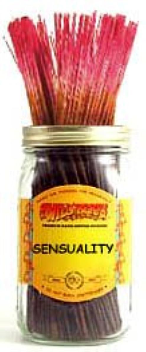 補償めんどり鼻Sensuality - 100 Wildberry Incense Sticks by Dpnamron