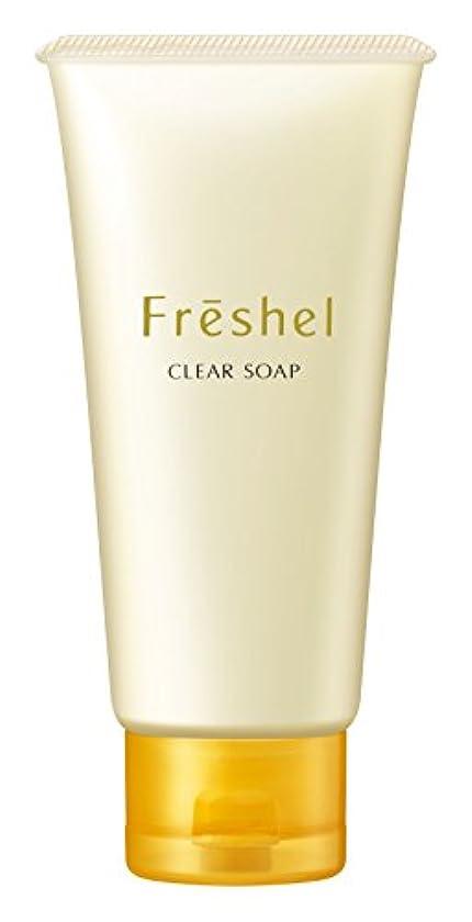 仲良しまっすぐにする位置するフレッシェルN 洗顔料 クリアソープN 130g