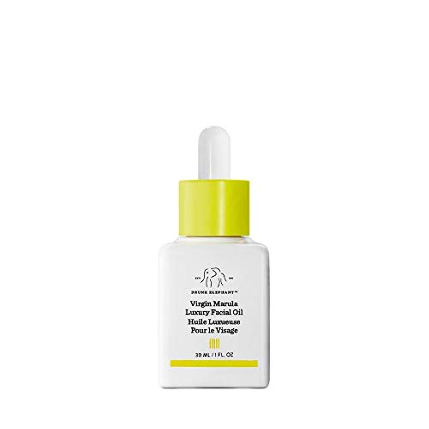 合併症慣習無力DRUNK ELEPHANT Virgin Marula Luxury Facial Oil 1 oz/ 30 ml ドランクエレファント バージンマルラ ラグジュアリー フェイシャルオイル1 oz/ 30 ml