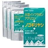 ライフマックス 大豆イソフラボンアグリコン+ノコギリヤシ 120粒×3袋