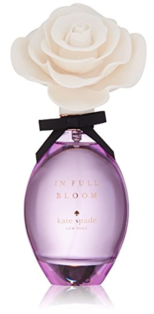 奇妙なわずかに合理化In Full Bloom(イン フル ブルーム) 3.4 oz (100ml) EDP Spray by Kate Spade for Women