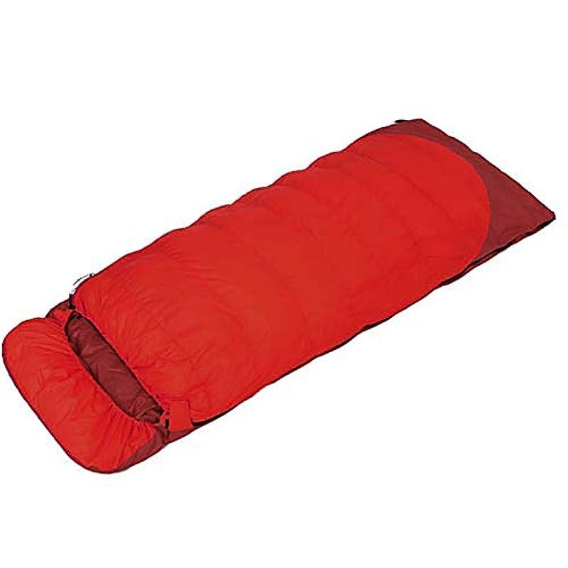 偉業砂漠黒Durable,breathable,comfortableスリーピングバッグ、軽量ポータブルスリープバッグ大人封筒キャンプ睡眠袋屋外旅行防水寝袋,Red,220*85cm