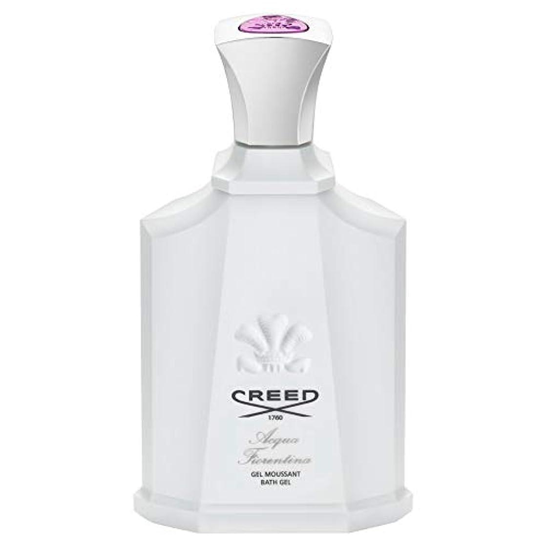 錆び不十分スティーブンソン[CREED] 信条アクアフィオレンティーナシャワージェル200Ml - Creed Acqua Fiorentina Shower Gel 200ml [並行輸入品]