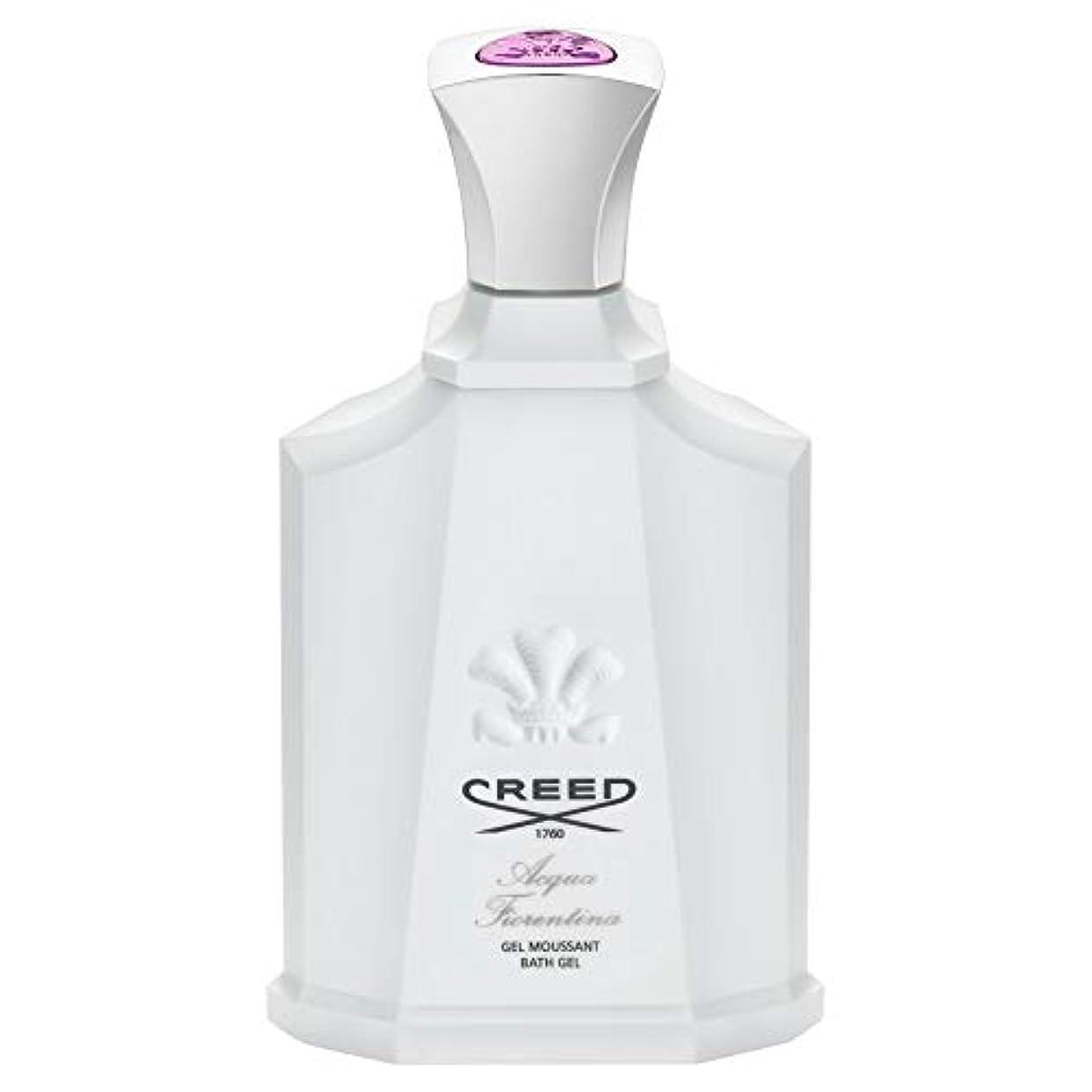 不毛ゆるい説教[CREED] 信条アクアフィオレンティーナシャワージェル200Ml - Creed Acqua Fiorentina Shower Gel 200ml [並行輸入品]