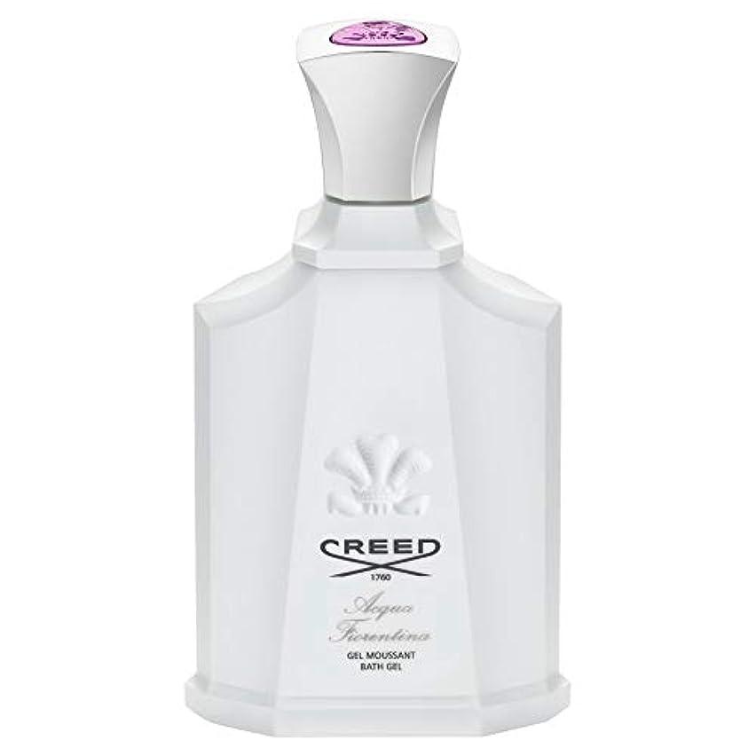 枝概して代理店[CREED] 信条アクアフィオレンティーナシャワージェル200Ml - Creed Acqua Fiorentina Shower Gel 200ml [並行輸入品]