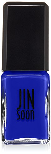JINsoon Nail Lacquer - #Blue Iris 11ml/0.37oz