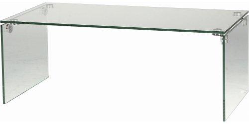 AZUMAYA ガラステーブル PT-26