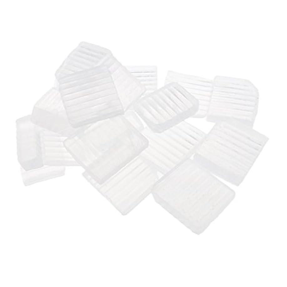 炭素繰り返したページェントPerfeclan 透明 石鹸ベース DIY 手作り 石鹸 材料 約1 KG