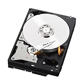 WESTERN DIGITAL ハードディスクドライブ(内蔵) バルク品 WD20EFRX WD Red 2TB