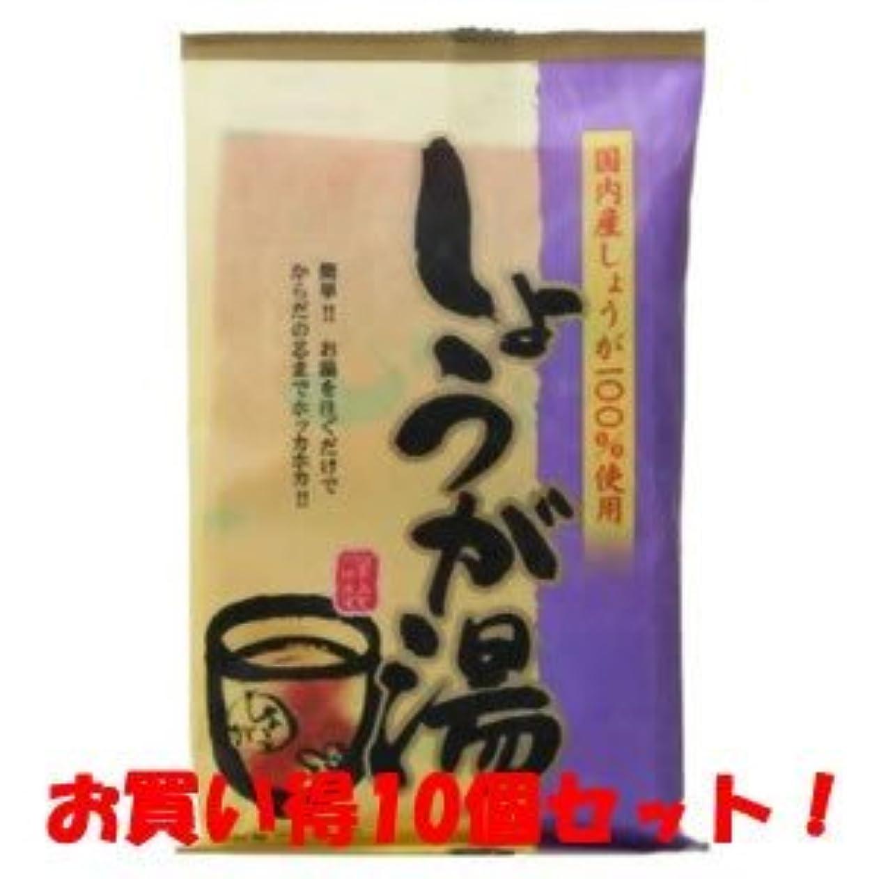 冒険者血まみれのアテンダント(今岡製菓)しょうが湯 20g×6袋(お買い得10個セット)