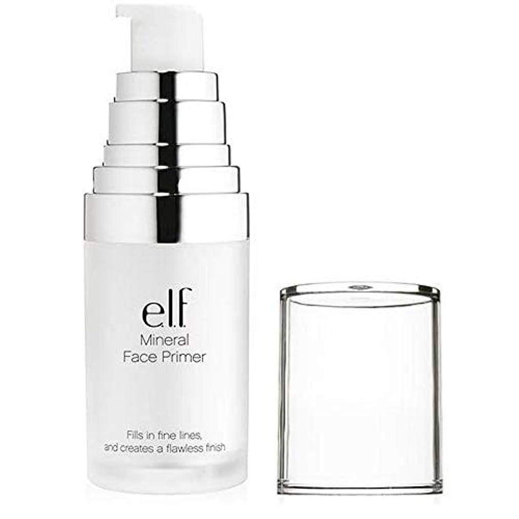 [Elf ] エルフ。ミネラルフェースプライマー - e.l.f. Mineral Face Primer [並行輸入品]