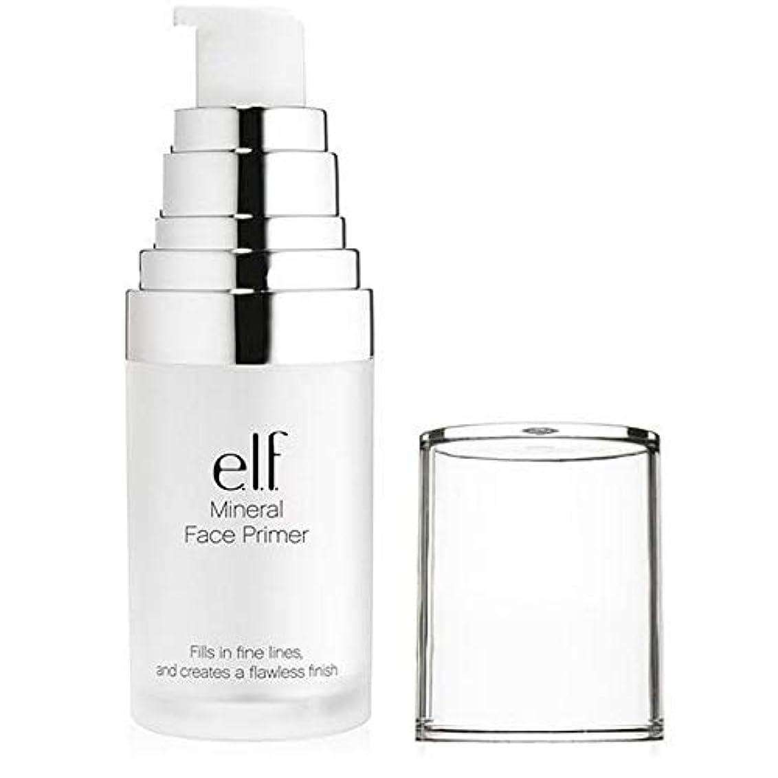 ブラシ唇イル[Elf ] エルフ。ミネラルフェースプライマー - e.l.f. Mineral Face Primer [並行輸入品]