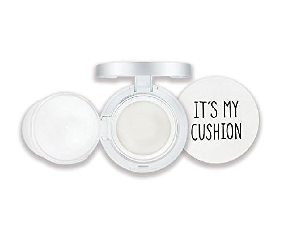 原子刈る予防接種するIts My Cushion ケース DIY BB クッションパクト コスメティックケース スポンジ付き、 内部ケース、 自分で作るコスメティックケース (クッションケー スカラー : White Case) [並行輸入品]