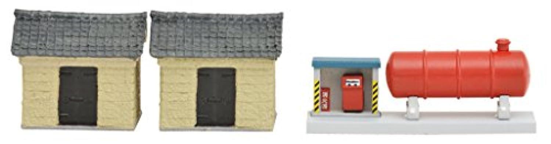 トミーテック ジオコレ 情景コレクション 情景小物107-2 線路周り小物A2 ジオラマ用品