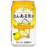 サントリーのんある気分 ソルティドッグテイスト (ノンアルコールカクテル)  350ML 1缶