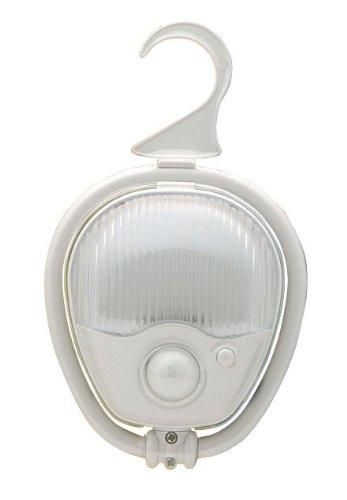 ELPA LEDWセンサー付ライト PM-L210(W) ホワイト