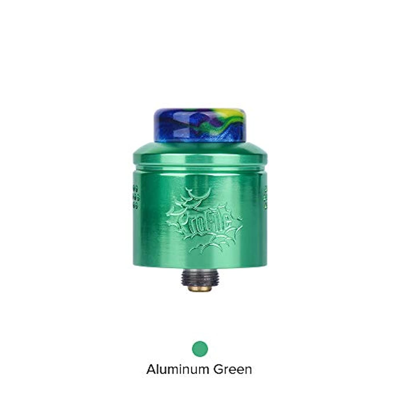 要求年齢挽く【Wotofo】ウォトフォ Profile RDA 新カラー シリーズ (アルミニウム グリーン)