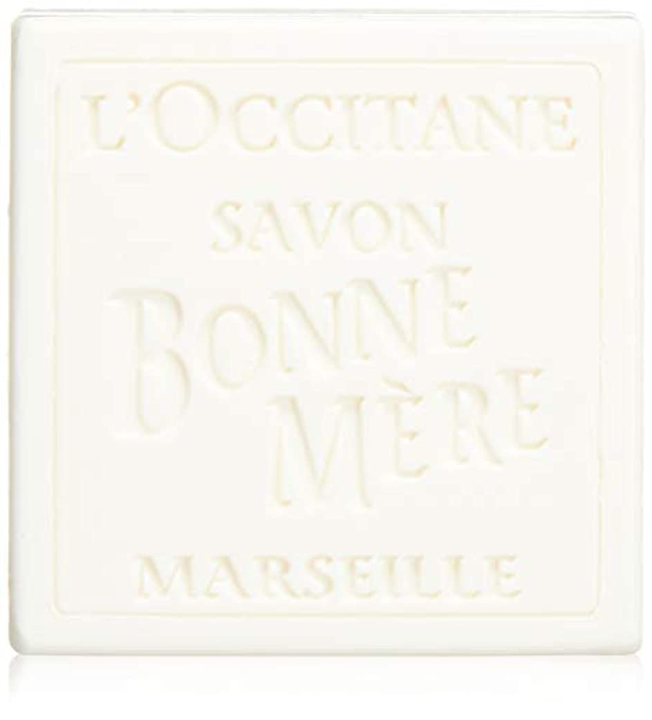 ロクシタン(L'OCCITANE) ボンメールソープ ミルク 100g