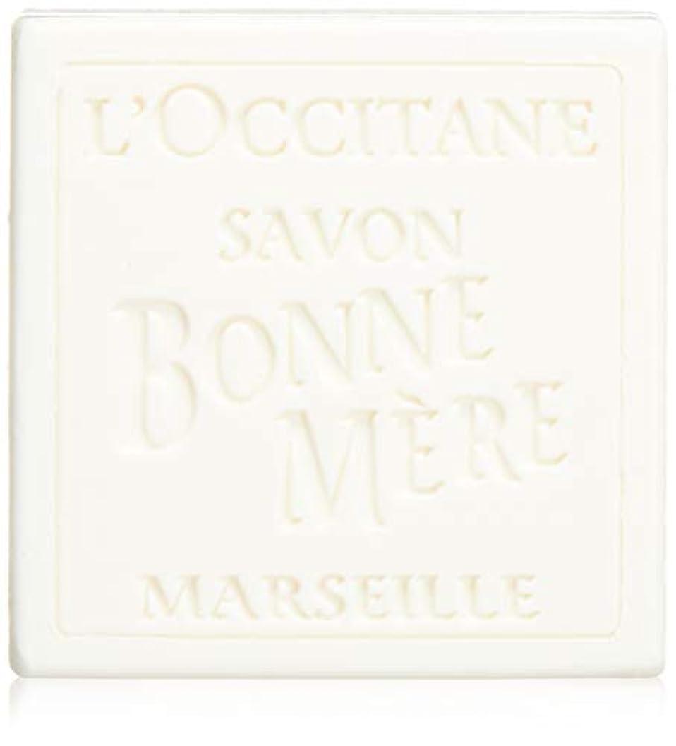 トレイル蛾うなり声ロクシタン(L'OCCITANE) ボンメールソープ ミルク 100g
