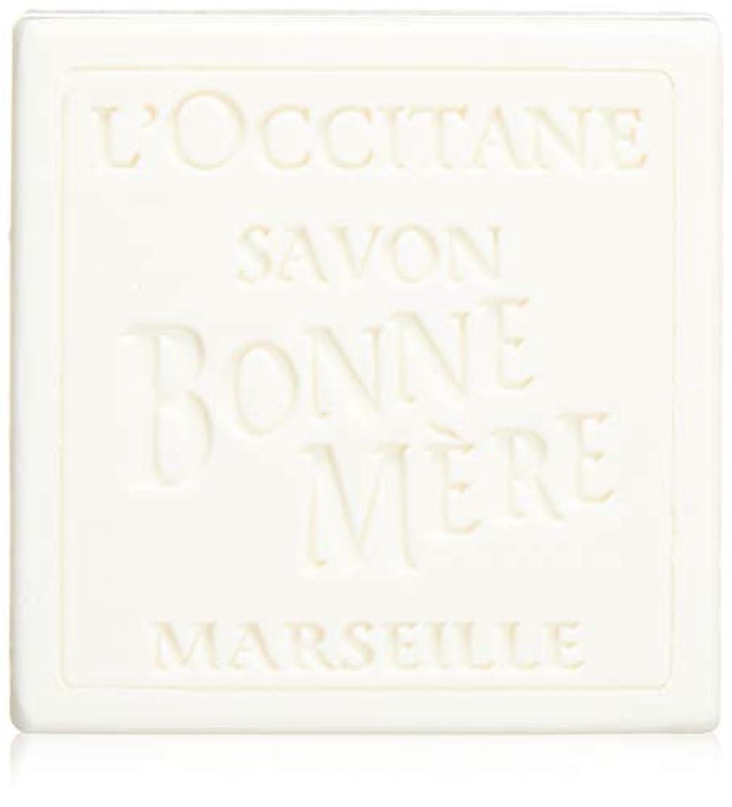 割る何十人も温度ロクシタン(L'OCCITANE) ボンメールソープ ミルク 100g