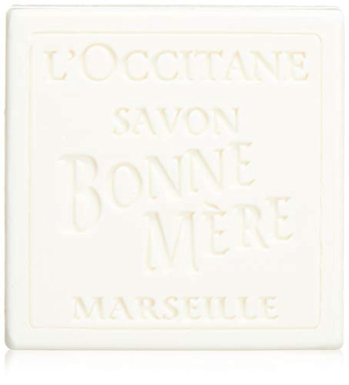 アメリカプレゼンテーション占めるロクシタン(L'OCCITANE) ボンメールソープ ミルク 100g