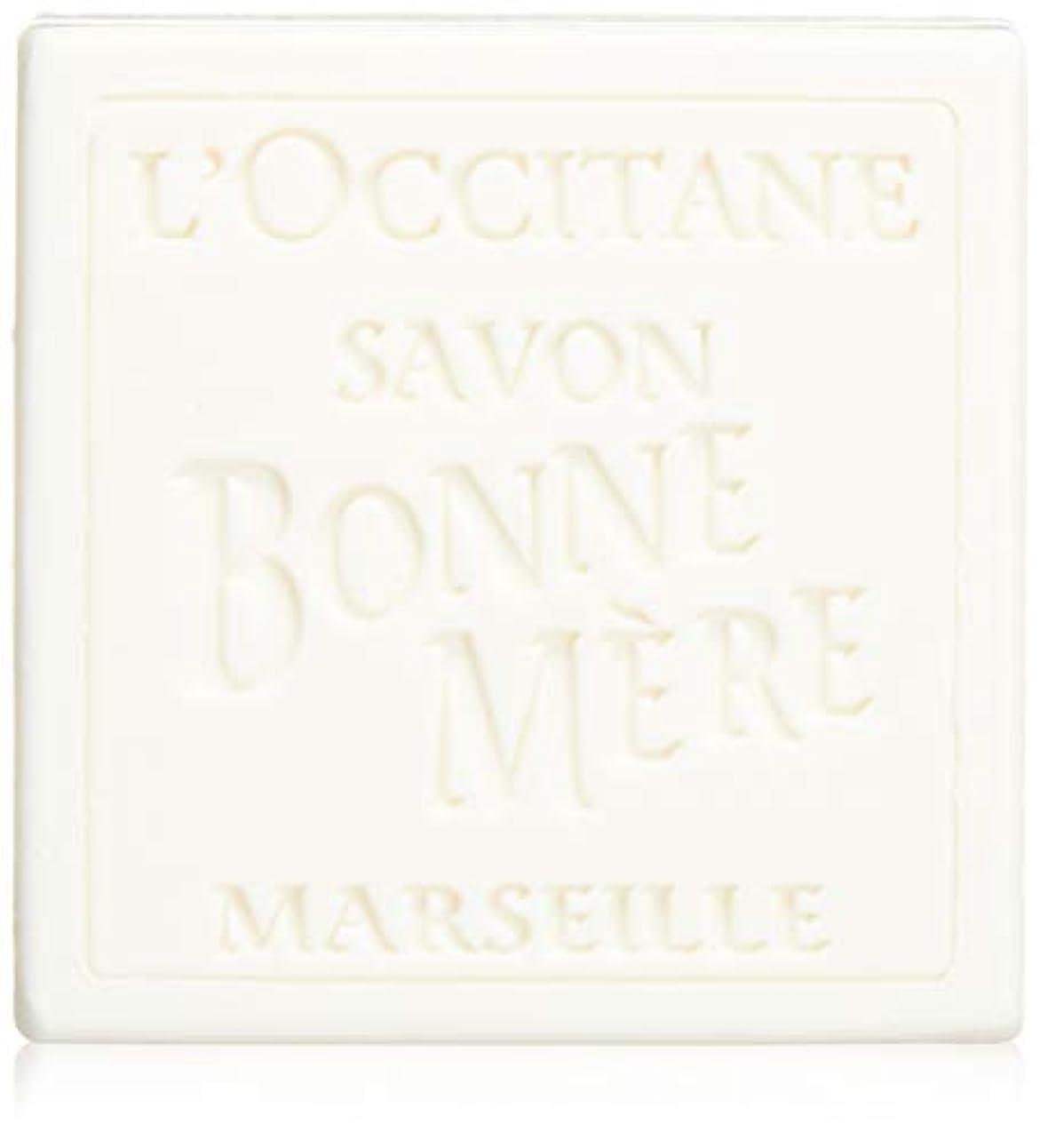 ガウンベンチタクトロクシタン(L'OCCITANE) ボンメールソープ ミルク 100g