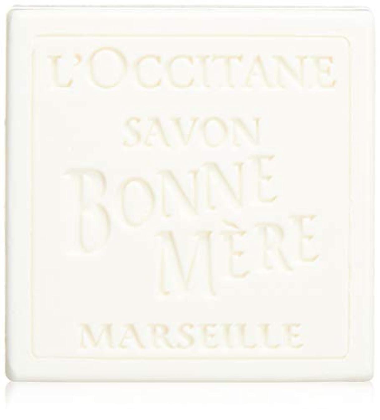 崖ミッション誘惑ロクシタン(L'OCCITANE) ボンメールソープ ミルク 100g