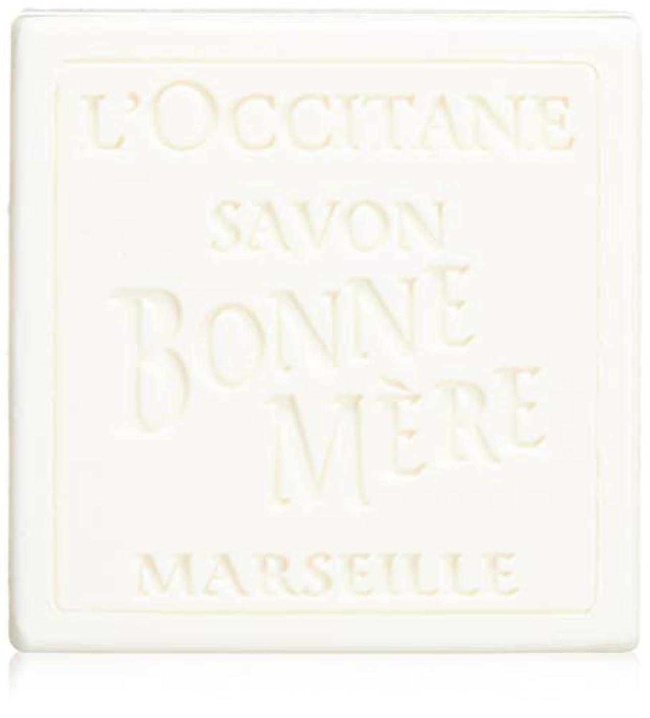 マインド流用するブーストロクシタン(L'OCCITANE) ボンメールソープ ミルク 100g