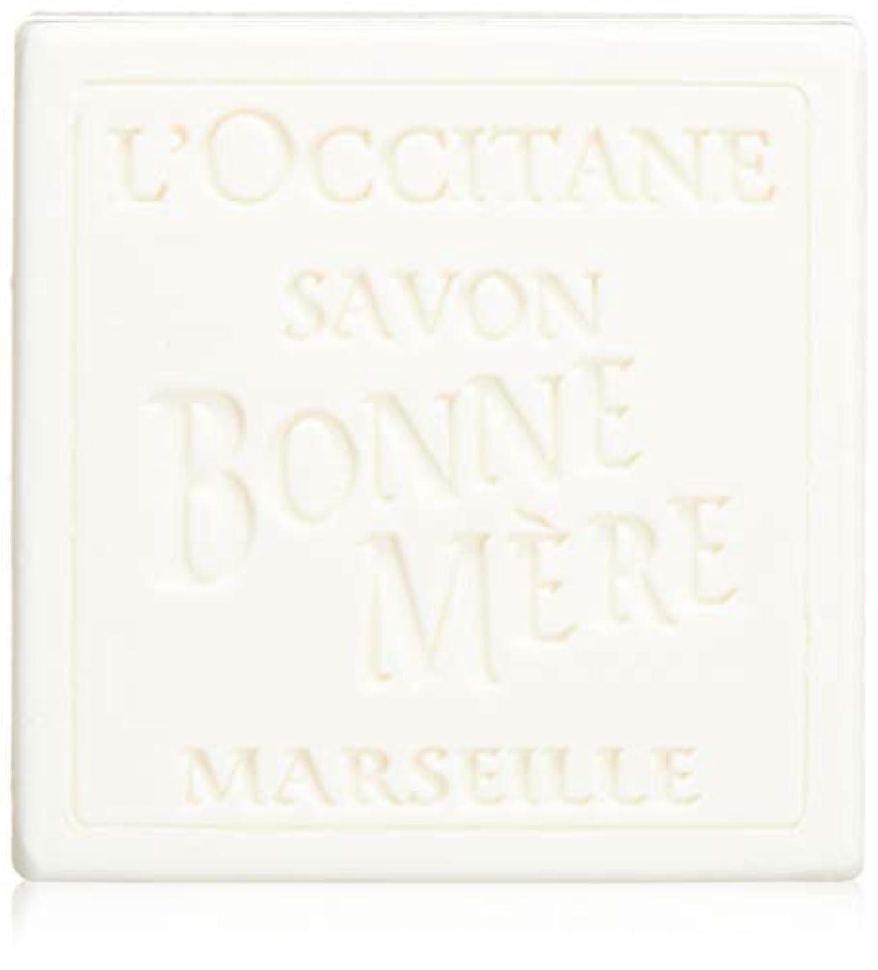 リー中国大破ロクシタン(L'OCCITANE) ボンメールソープ ミルク 100g