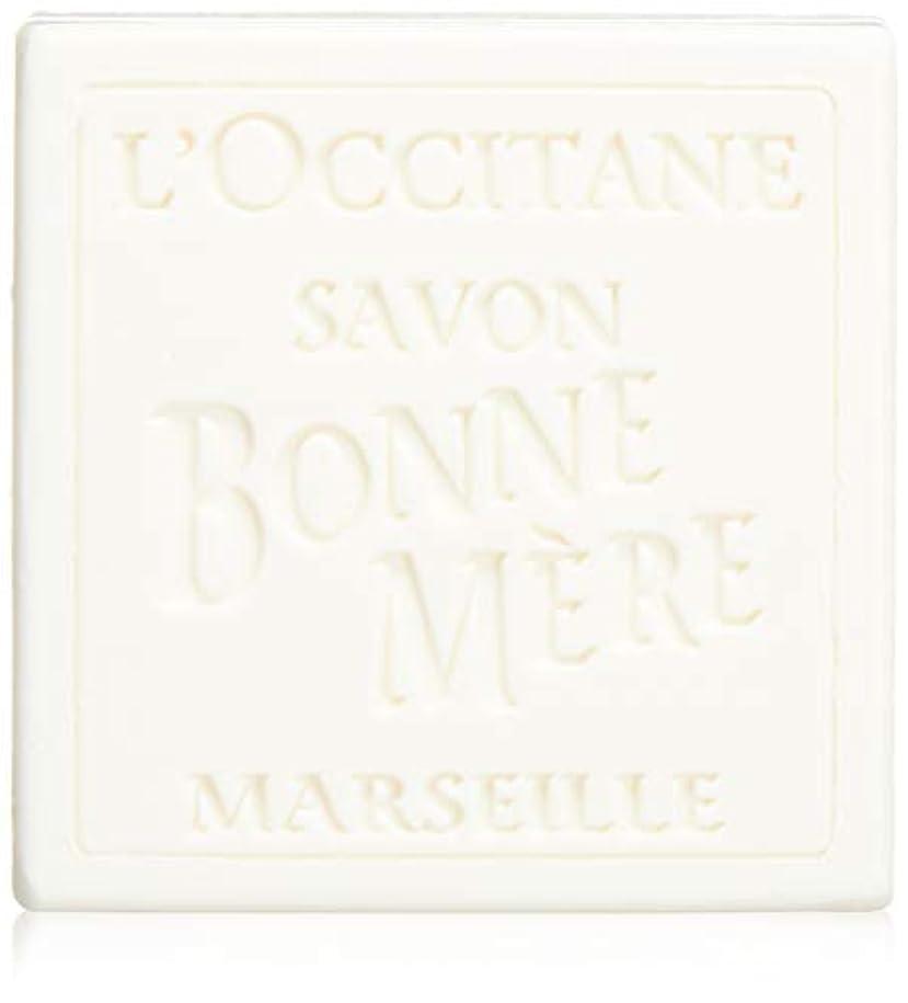 フォーム乱闘憧れロクシタン(L'OCCITANE) ボンメールソープ ミルク 100g