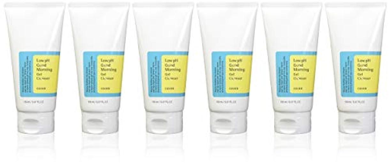 風が強いによって日没(6 Pack) COSRX Low pH Good Morning Gel Cleanser (並行輸入品)