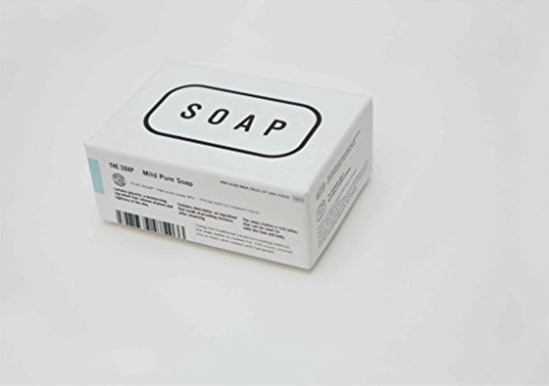 マスタード啓示取得するTHE SOAP