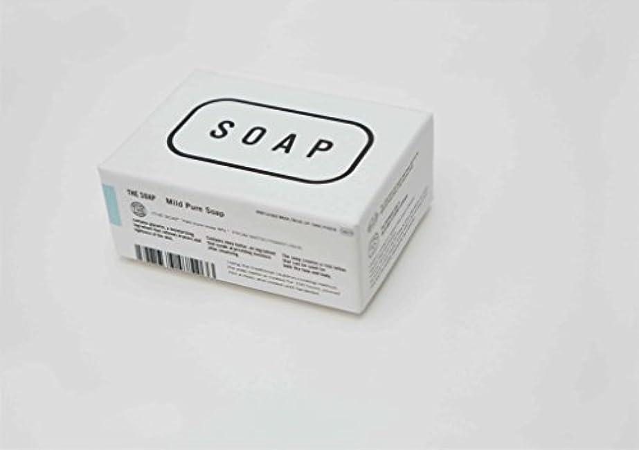 職業工業化するに応じてTHE SOAP
