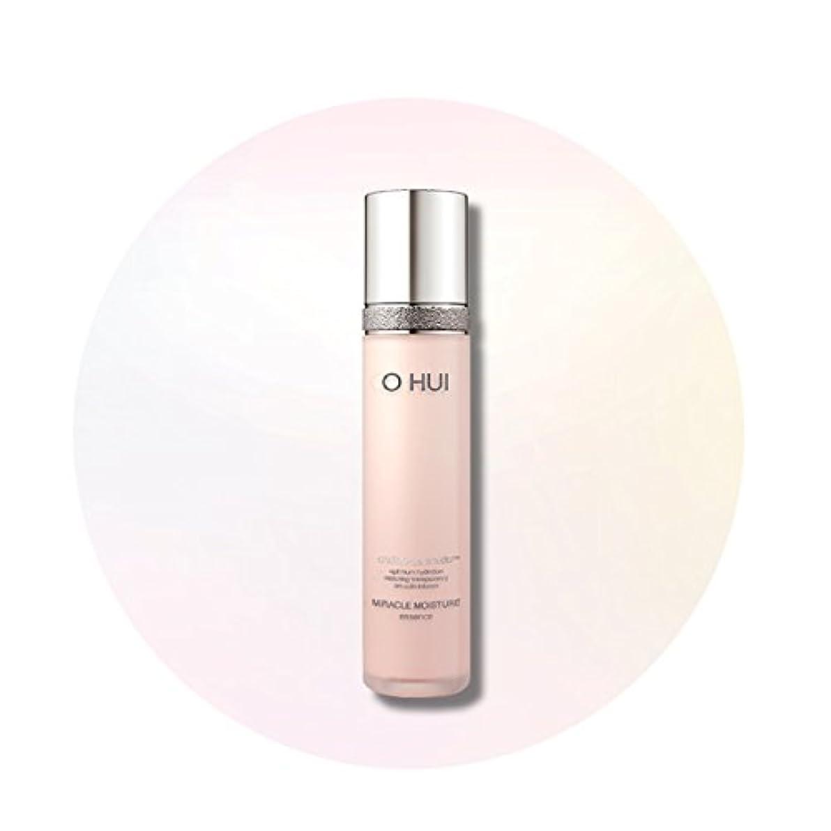 楽観依存するしょっぱいKorean Cosmetics_Ohui Miracle Moisture Essence_45ml[行輸入品]