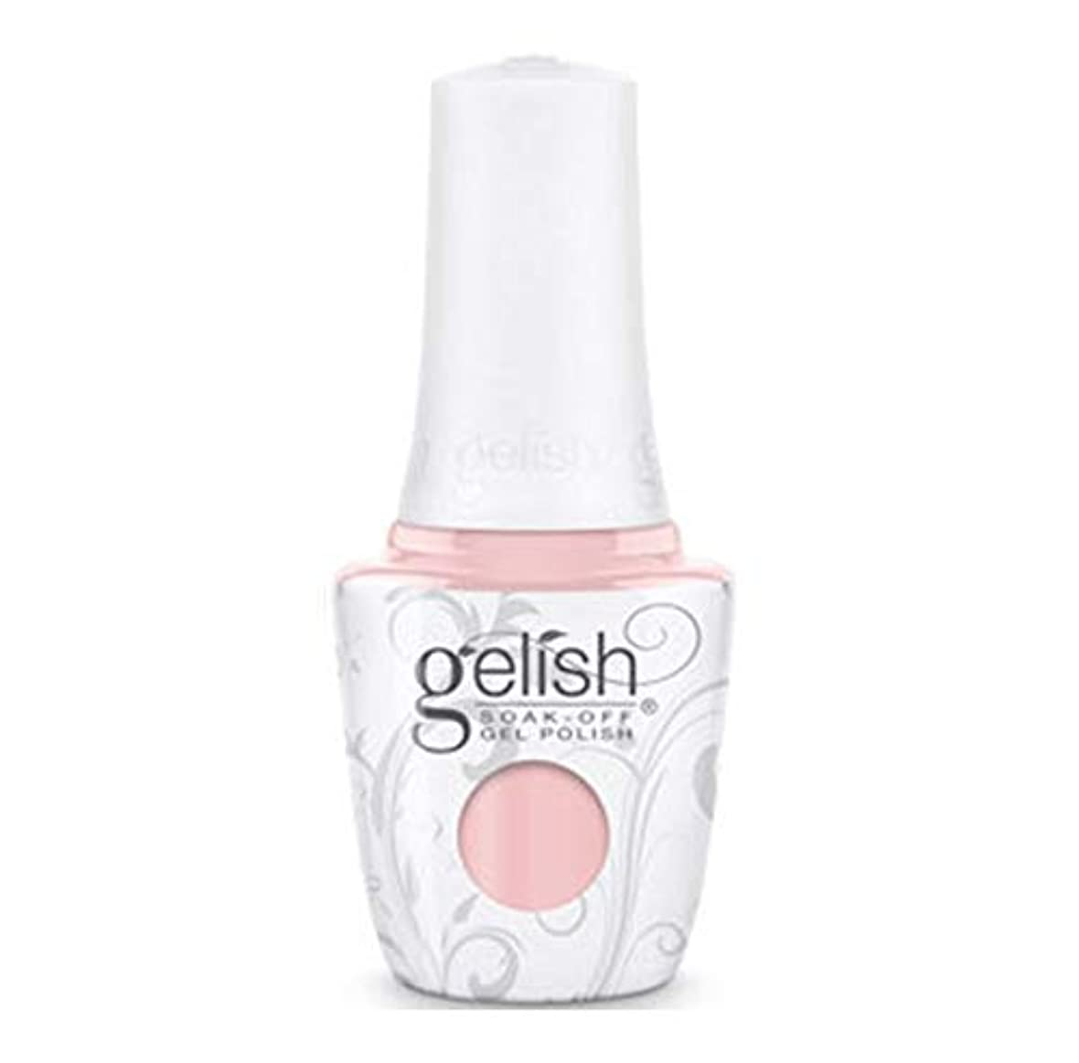 外交官近々レギュラーHarmony Gelish - The Color of Petals - Strike A Posie - 15 mL / 0.5 oz